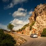 Straße Port de Pollenca - Cap de Formentor, Mallorca
