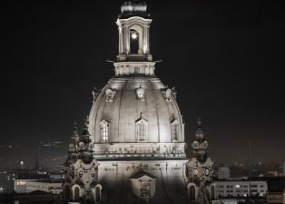 Frauenkirche , Dresden